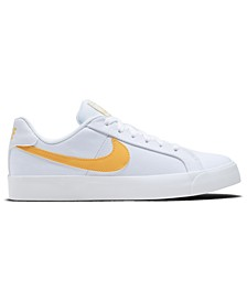 Women's Court Royale AC Casual Sneakers from Finish Line