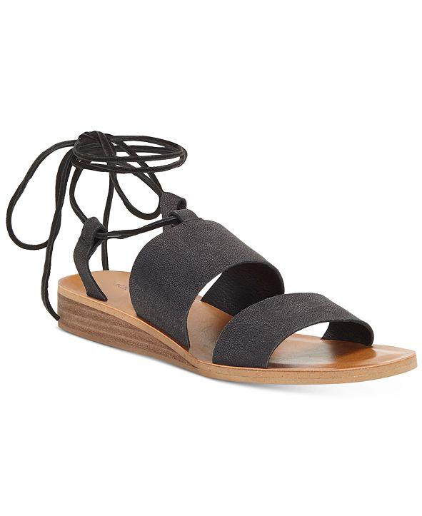 Lucky Brand Women's Hadesha Wedge Sandals