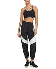 Sport Relaxed Colorblocked Track Pants