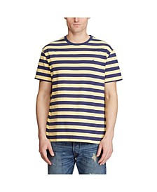 폴로 랄프로렌 Polo Ralph Lauren Mens Classic Fit Striped T-shirt