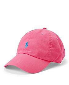 Men's Chino Ball Cap
