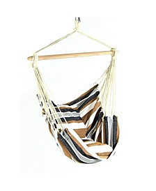 Hanging Hammock Chair Swing and C-Stand Set