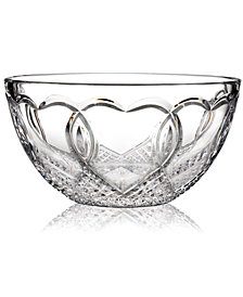 """Waterford Gifts, Wedding Collection 8"""" Bowl"""