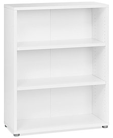 Lynwood Ready-to-Assemble 2-Shelf Bookcase, Quick Ship