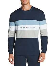 Men's Modern Essentials Colorblocked Sweatshirt