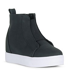 INSTINCT Slip On Wedge Sneaker