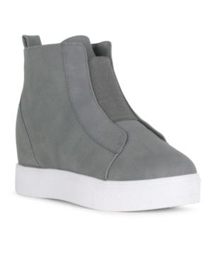 Instinct Slip On Wedge Sneaker Women's Shoes
