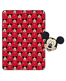 Mickey Classic Red Nogginz Set