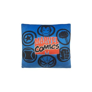 2-Pack Disney Marvel Comics Get Together Squishy Pillow