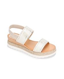 Jules Platform Simple Sandals