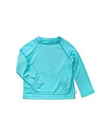 Baby Boy and Girl Breathable Sun Protection Long Sleeve Shirt