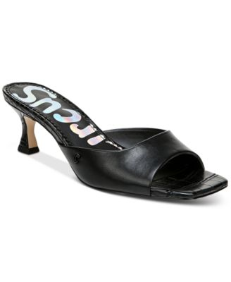 Jodi Slip-On Heeled Sandals