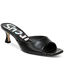 Jodi Slip-On Heeled Sandals