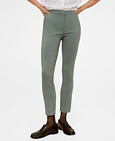 Crop Skinny Pants