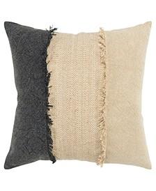 "Stripes Decorative Pillow Cover, 20"" x 20"""