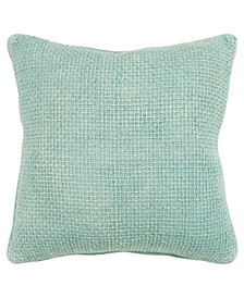 """Solid Down Filled Decorative Pillow, 20"""" x 20"""""""