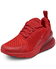Big Kids Air Max 270 Casual Sneakers from Finish Line