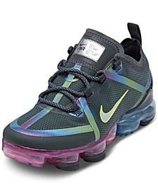 Big Boys Air VaporMax 2019 SE Running Sneakers from Finish Line