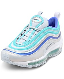 Big Girls' Air Max 97 SE Casual Sneakers from Finish Line