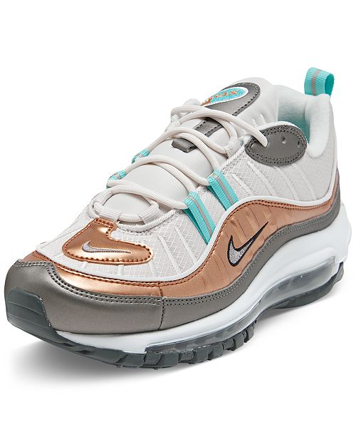 Nike Women S Air Max 98 Se Casual Sneakers From Finish Line