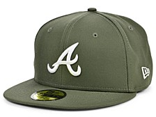 Atlanta Braves  Re-Dub 59FIFTY-FITTED Cap
