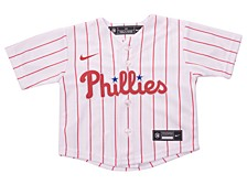 Philadelphia Phillies Toddler Official Blank Jersey