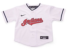 Cleveland Indians  Infant Official Blank Jersey