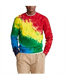 Men's Tie-Dye Terry Sweatshirt