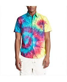 Men's Classic Fit Tie-Dye Shirt