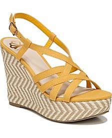 Vivienne Wedge Sandals
