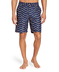 "Men's Standard-Fit 9"" Tangs Board Shorts"