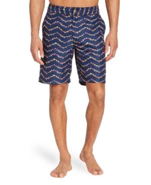 """Men's Standard-Fit 9"""" Tangs Board Shorts"""