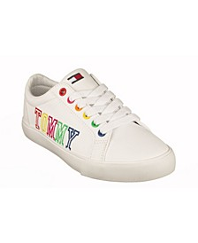Little Boys and Girls Arrin Logo Sneakers