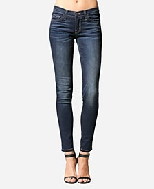 Regular Rise Super Soft Skinny Jeans