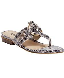 Women's Mykonos Tinos Thong Sandal
