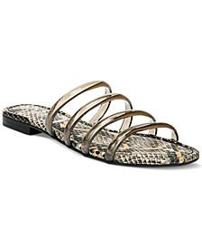 Bowe Barely-There Slide Sandals