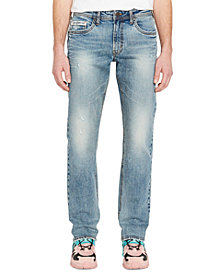 Buffalo David Bitton Men's Six-X Straight-Fit Jeans