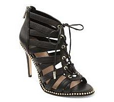 Jabia Lace-Up Dress Sandals