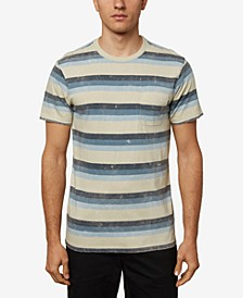 Men's Smasher Crew Knit T-shirt