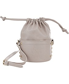 Women's Fashion Drawstring Bucket Bag
