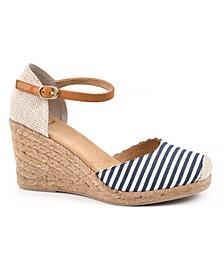 Women's Mamba Espadrille Wedge Sandals