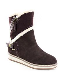 Women's Teague Fleece Lined Ankle Boots