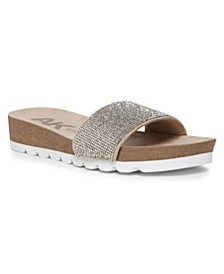 Glynis Flat Sandals