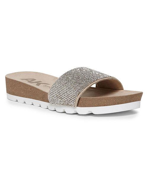 Anne Klein Glynis Flat Sandals