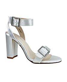 Calista Block Heel Sandal