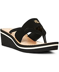 Rosalind Wedge Sandals