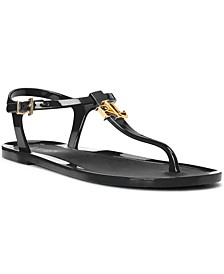 Ashtyn T-Strap Jelly Sandals