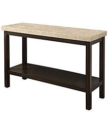 Ozzi Transitional Sofa Table