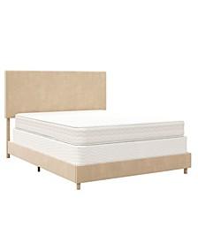 Z By Novogratz Taylor Upholstered Bed, Full