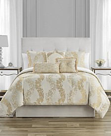 Oban 7 Piece Comforter Set